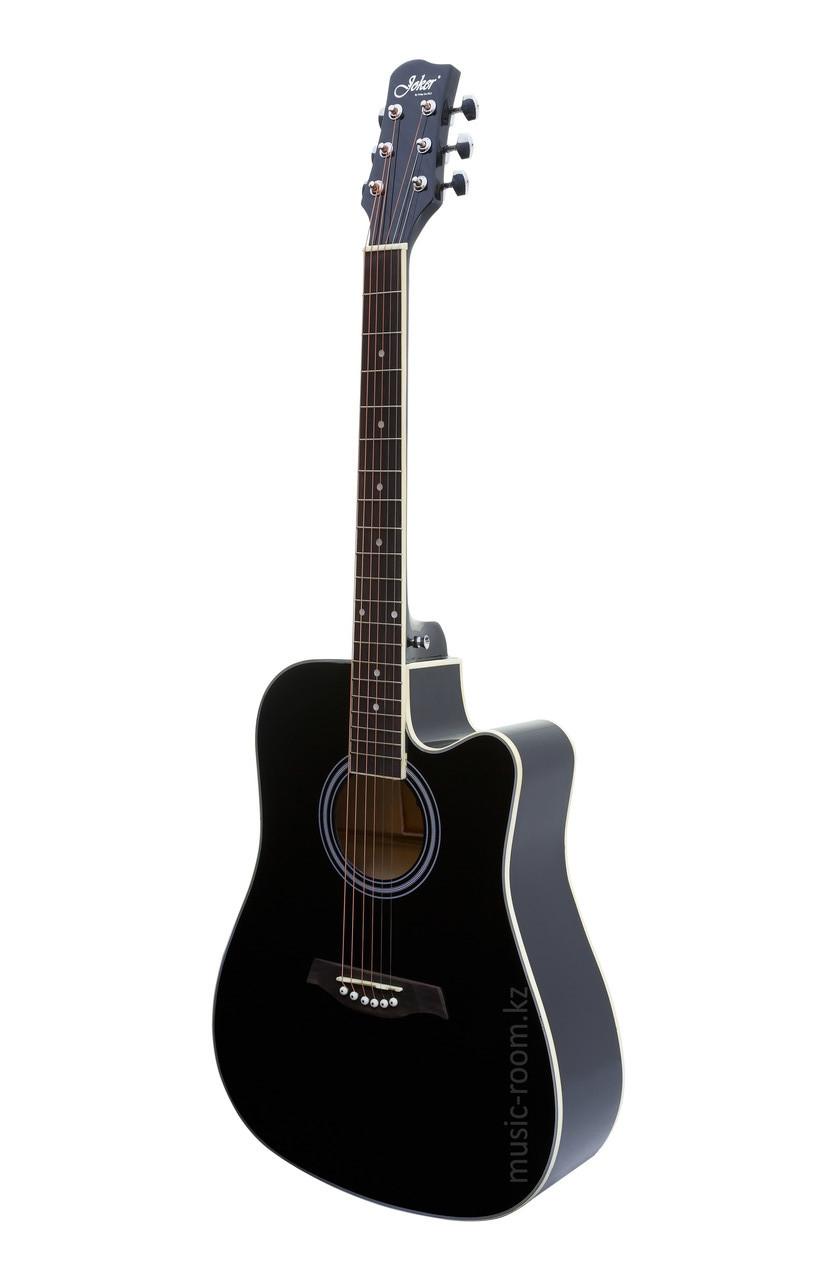 Гитара акустическая с вырезом Finlay FX-D210C BK