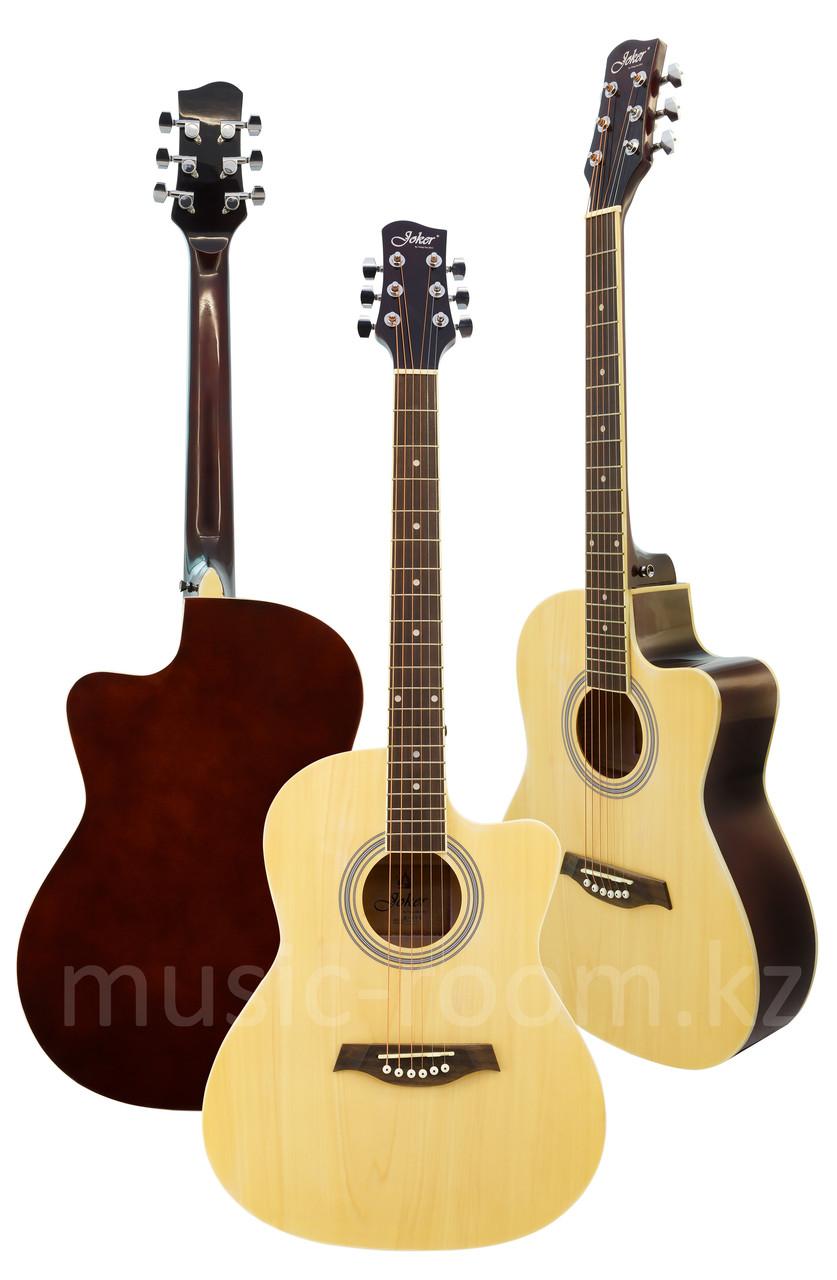 Гитара акустическая с вырезом Finlay FX-A210C NA