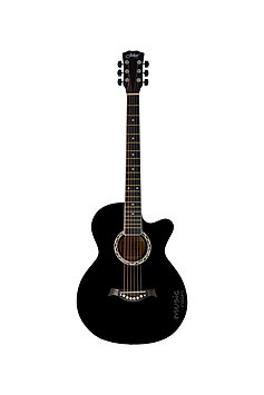 Гитара акустическая с вырезом Finlay FX-A210C BK