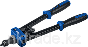 ЗУБР Р-М10 двуручный заклепочник для резьбовых заклепок в кейсе