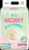 Подгузники Momy ( 6-11 кг)