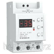 Терморегулятор для снегостаивания terneo sn