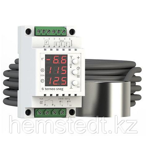 Терморегулятор для снегостаивания terneo sneg, фото 2