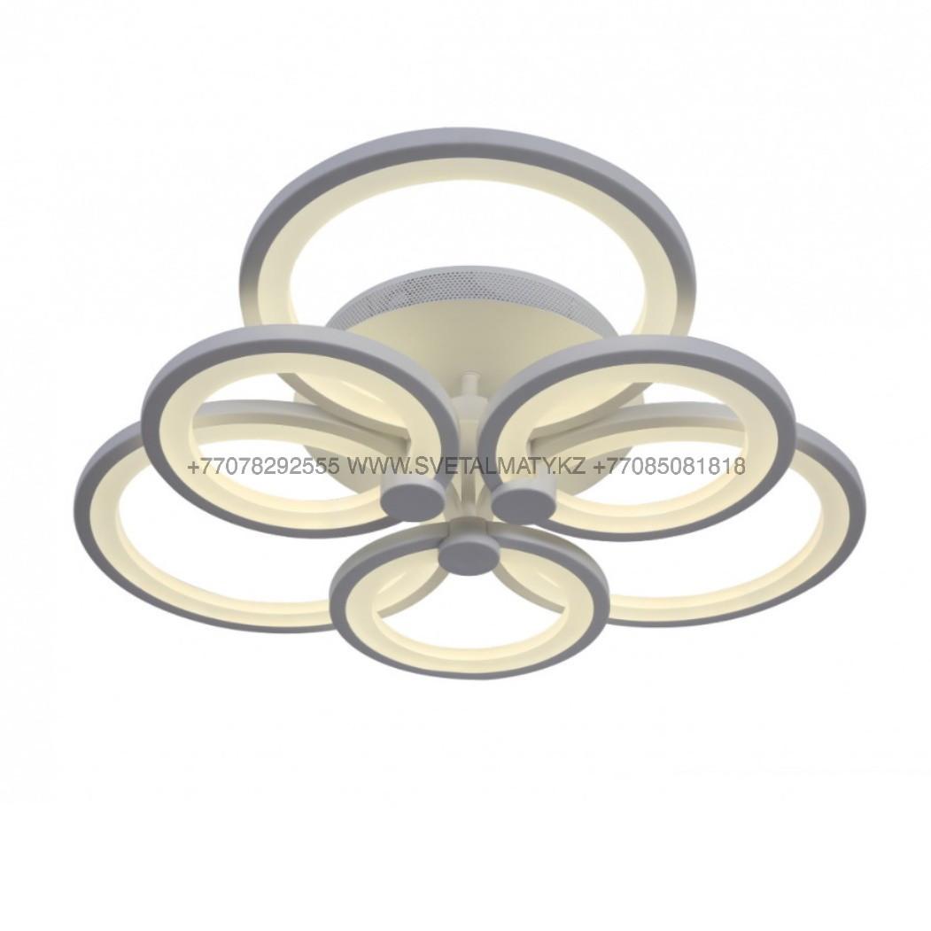 Люстра в Современном стиле на 6 ламп LED