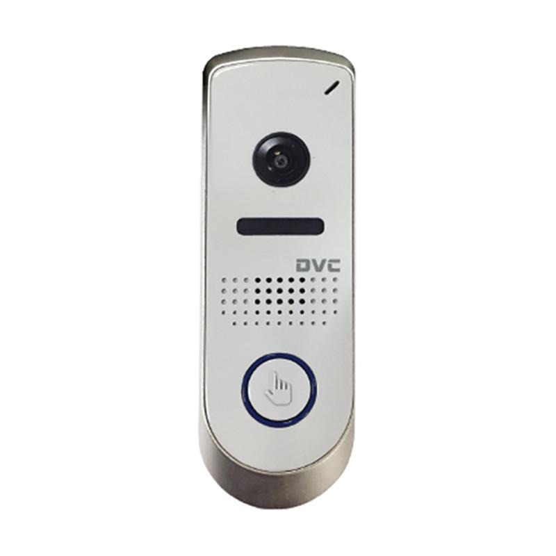 Вызывная панель видеодомофона DVC-514Si Color, серебристая