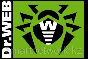 Запуск совместной программы по предоставлению лицензионного антивирусного ПО Dr.Web