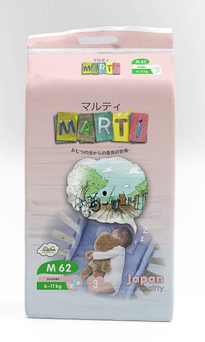 Подгузники Marti ( 6-11кг)