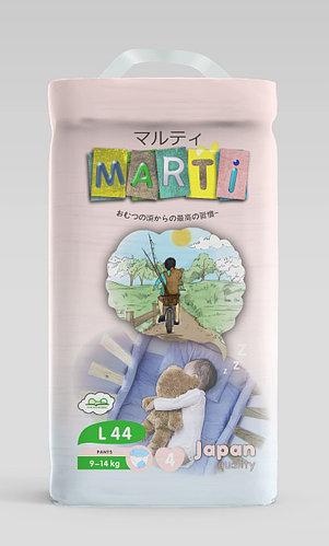 Трусики Marti ( 9-14 кг)