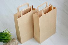 Бумажные Эко пакеты