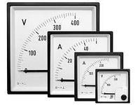 Амперметры, вольтметры постоянного тока