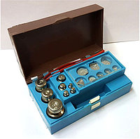 Разновес технический типа Г-2 с набором гирь от 10 мг до 50 мг (1971 г.)