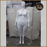 Женский манекен, Большой размер