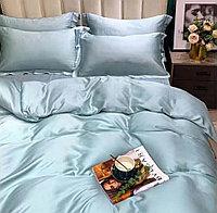 Комплект постельного белья однотонный SATIN LUX