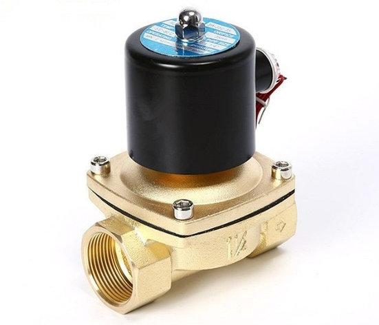 Электромагнитный клапан (соленоид) 2w 250-25, фото 2