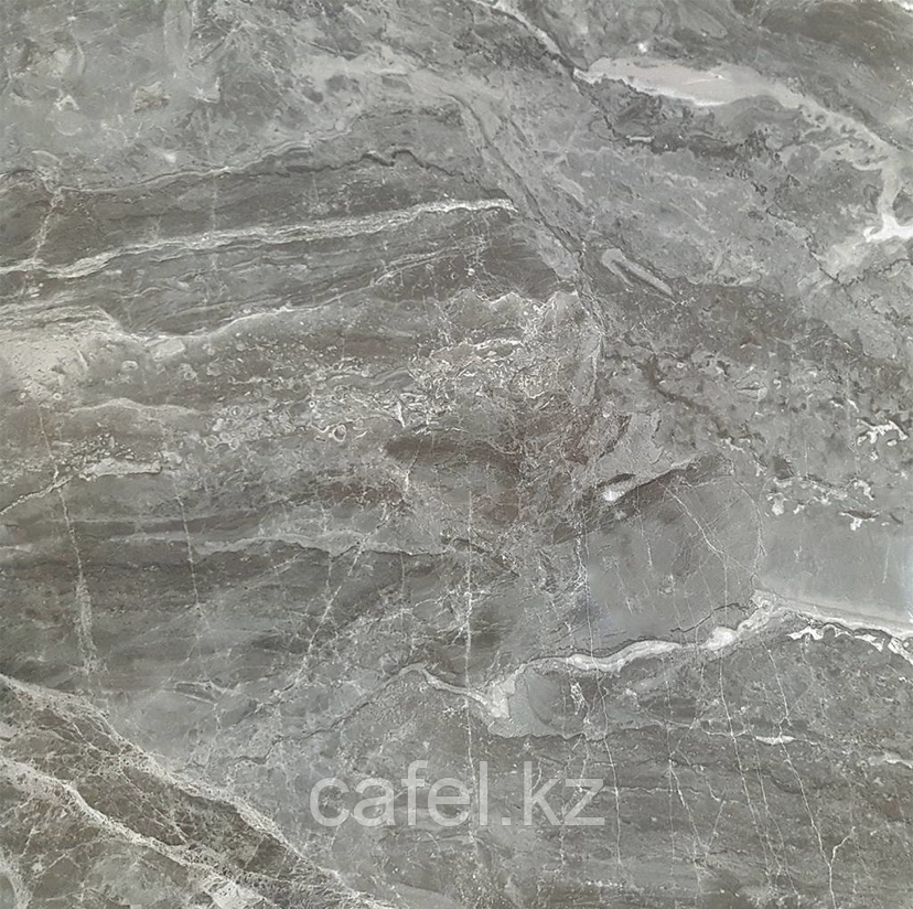 Керамогранит 60х60 серый под мрамор