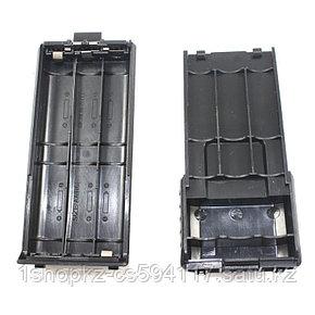 Кейс под батарейки для раций Baofeng UV-5R, Kenwood TK-F8, фото 2