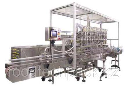 Автоматическая дозировочная машина PRO/FILL®-3000 для объемного дозирования жидких и очень вязких веществ