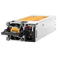 Серверный блок питания HP Hot Plug Redundant Power Supply (1U, 800 Вт) (865414-B21)