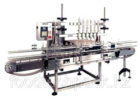 Автоматическая дозировочная машина GEN4 PRO/MATIC ® для объемного дозирования жидких и очень вязких веществ