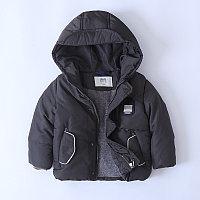 """Куртка демисезонная """"Mother`s babybear"""" для мальчиков от 3 до 7 лет, хаки."""