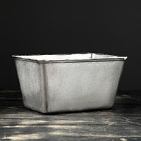 """Форма для выпечки хлеба """"Бородинская"""", алюминиевая, 17х12х9 см"""