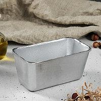 """Форма для выпечки хлеба """"Мини"""", алюминиевая, 17х9х7 см"""