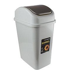 Урна для мусора пластиковая GL058 (большой)