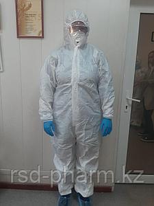 Многоразовый противочумный костюм