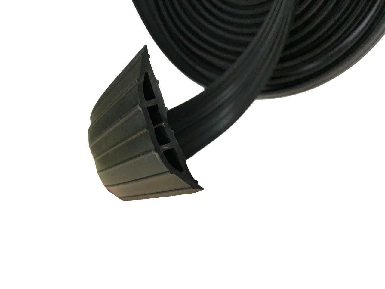 Кабель канал гибкий резиновый ГКК (1канал 80х20мм )