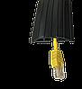 Кабель канал гибкий резиновый ГКК (1канал 80х20мм ), фото 2
