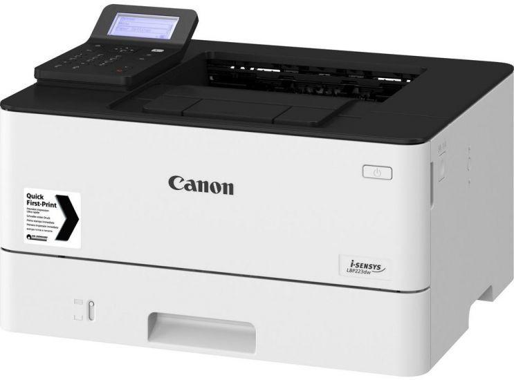 Принтер Canon/i-SENSYS LBP223dw/A4/33 ppm/1200x1200 dpi