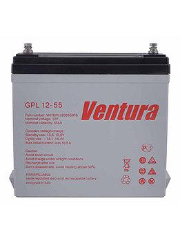 Аккумулятор Ventura GPL 12-55 (12В, 55Ач)