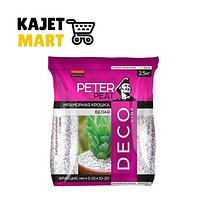 Мраморная крошка Белая, фракция 10-20, линия Деко, 2,5 кг