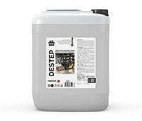 Очиститель напольных покрытий Destep, 5 л. (очиститель следов резины)
