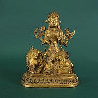 Будда на слоне Юго-Восточная Азия. Начало ХХ века