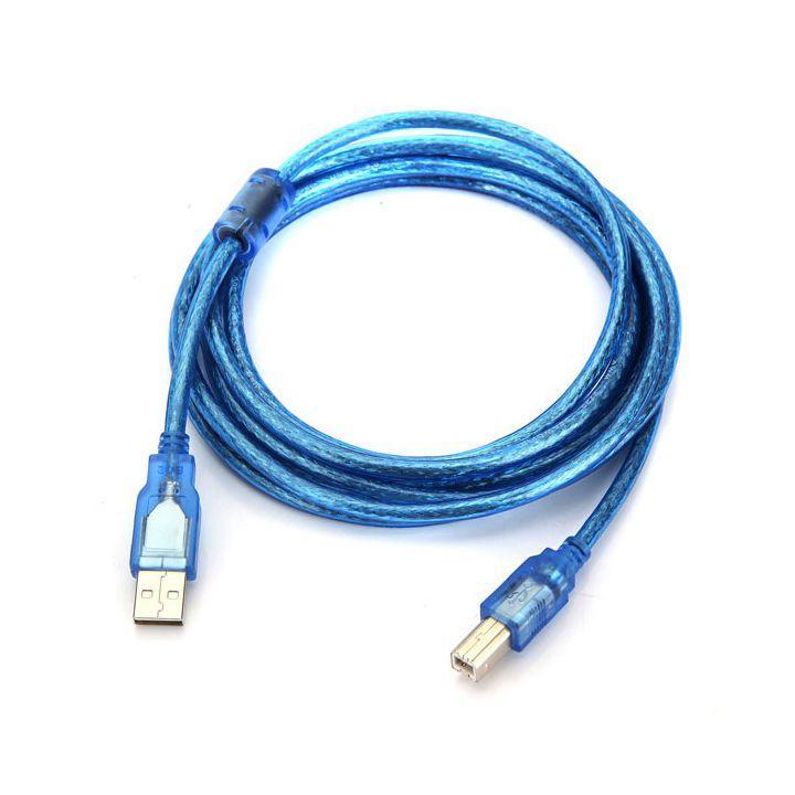 Экранированный кабель для принтера HP USB 2.0 (A-B, 1 Filtr, 1.8м)