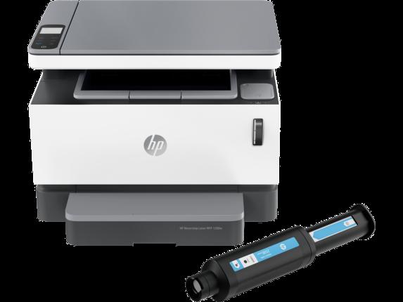 МФП HP Europe/Neverstop Laser 1200w/Принтер-Сканер(без АПД)-Копир/A4/20 ppm/600x600 dpi/