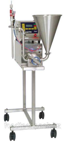 Дозировочная машина SERVO/FILL® Heavy Duty Benchtop для объемного дозирования жидких и очень вязких веществ.
