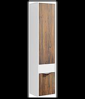AQWELLA MALAGA 120 см, цвет крафт темный пенал