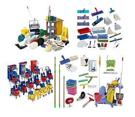 Оборудование и уборочный инвентарь для клининга