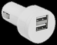 Автомобильный адаптер Defender ECA-15 (2 порта USB, 5V/2А), фото 1