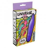 Мини-вибратор Universe Teasing Ears purple