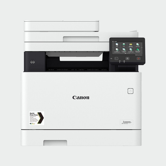МФП Canon MF742Cdw Принтер-Сканер (АПД-50с.)-Копир/A4/27 ppm/600x600 dpi