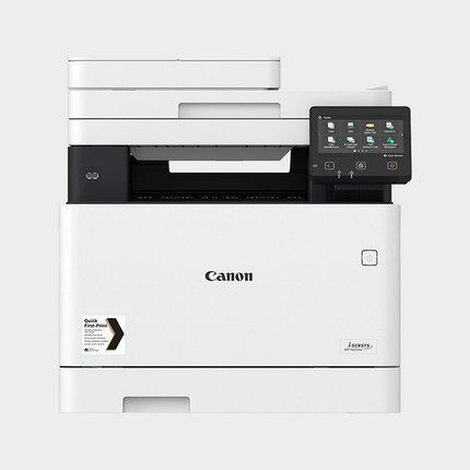 МФП Canon MF742Cdw Принтер-Сканер (АПД-50с.)-Копир/A4/27 ppm/600x600 dpi, фото 2