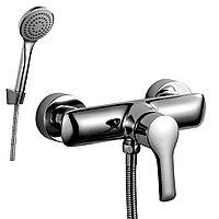 Смеситель Rossinka Silvermix V35-41 для ванны и душа