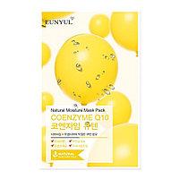Маска увлажняющая с коэнзимом Q10 Eunyul Natural Moisture Mask Pack