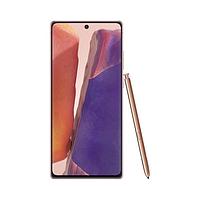 Samsung galaxy note 20 8/256gb коричневый