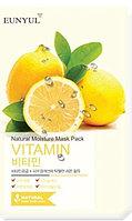 Тканевая маска для лица VITAMIN Eunyul Natural Moisture Mask Pack
