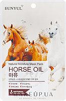 Тканевая маска для лица HORSE OIL Eunyul Natural Moisture Mask Pack