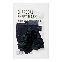 Тканевая маска для лица EUNYUL Purity Charcoal Sheet Mask